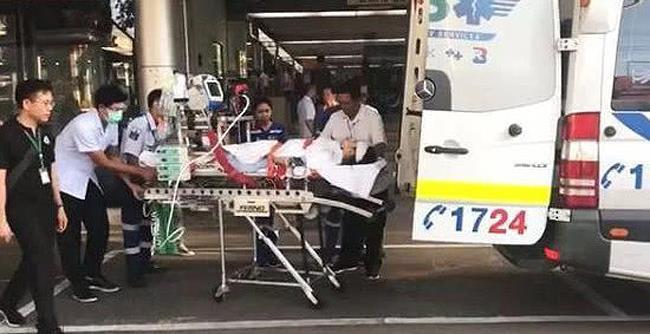 Mỹ nhân Thái Lan đột ngột qua đời sau khi trào máu miệng