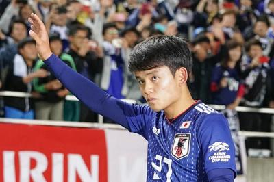 """Real Madrid chiêu mộ thành công """"Messi Nhật Bản"""""""
