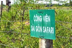 Nhiều sai phạm tại dự án Công viên Sài Gòn Safari