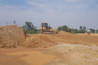 Mập mờ đấu thầu khu đất, thanh tra Bộ Xây dựng vạch tội 'vòi tiền' ở Vĩnh Phúc