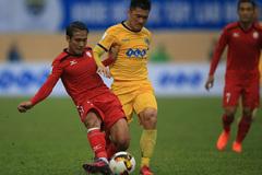 TPHCM vô địch lượt đi, Thanh Hoá bất bại 8 trận liên tiếp