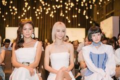 Á hậu Mâu Thủy cùng dàn mỹ nhân Việt hội ngộ
