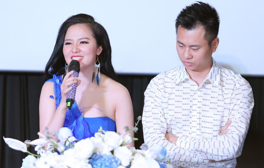 Dương Cầm hết lời ca ngợi ca sĩ Phạm Thùy Dung