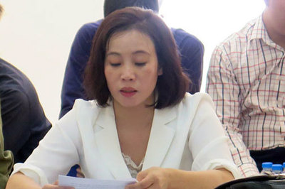 Tuyên y án, bắt giam ngay tại tòa người vợ dùng súng bắn chồng ở Hà Nội