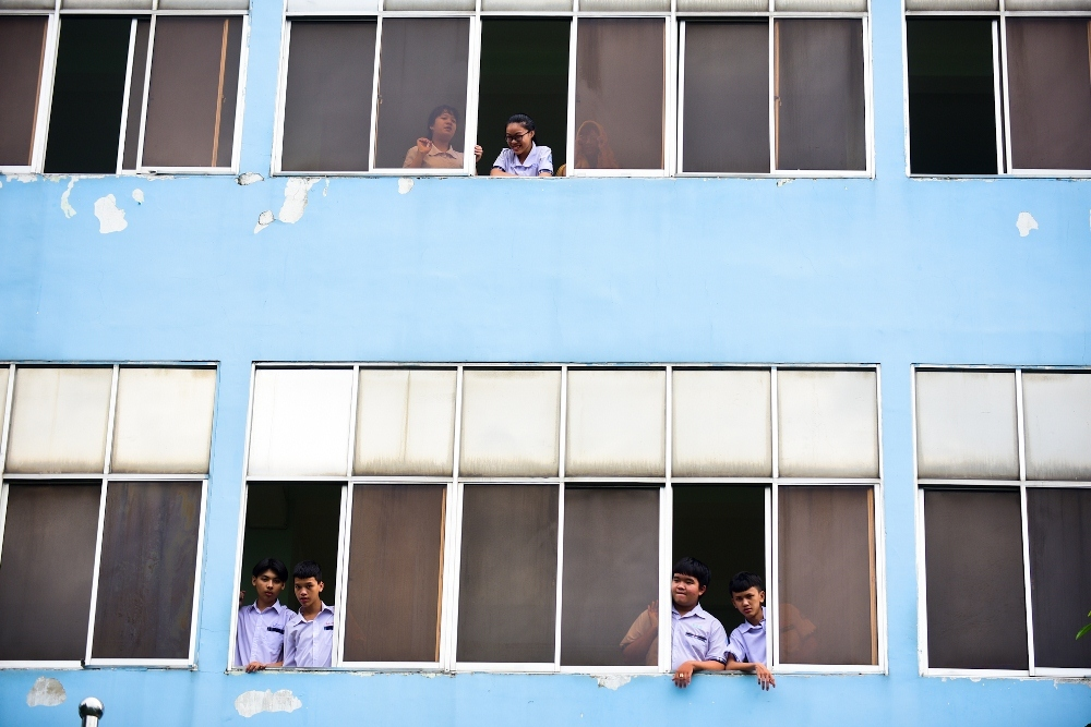 Sĩ tử vắt sức 'nước rút'  khi kỳ thi THPT quốc gia cận kề