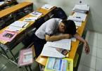 """Sĩ tử vắt sức """"nước rút'  khi kỳ thi THPT quốc gia cận kề"""