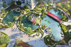 Ra mắt căn hộ Ruby tại 'Thành phố biển hồ' Vinhomes Ocean Park