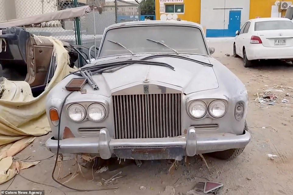 siêu xe,Dubai,siêu xe bỏ xó,siêu xe phủ bụi