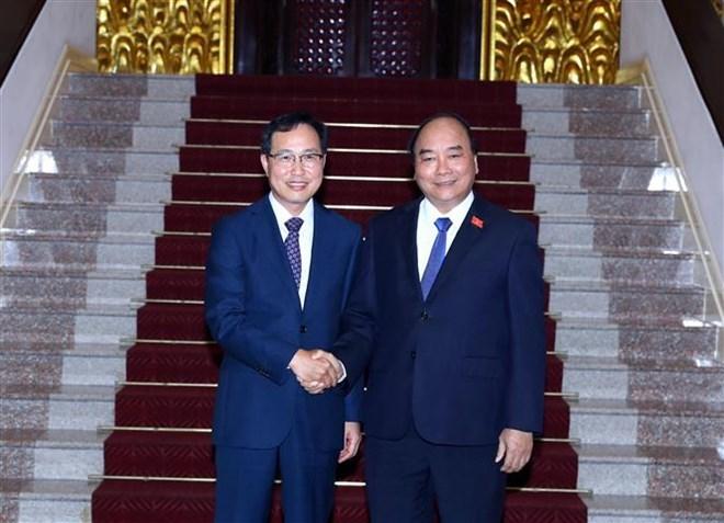 PM urges Samsung Vietnam to expand operation,Vietnam politics news,Vietnam breaking news,politic news,vietnamnet