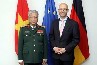 Vietnam, Germany seek to expand defence ties