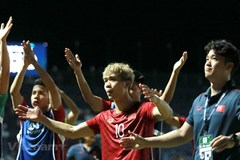 Vietnam rise two places to 96th in FIFA rankings
