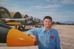 Bài 1: Phi công hy sinh tại Khánh Hòa mạnh mẽ như hổ, thích cảm giác mạnh