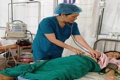 Cứu sống sản phụ bị vỡ tử cung, thai nhi ngưng thở