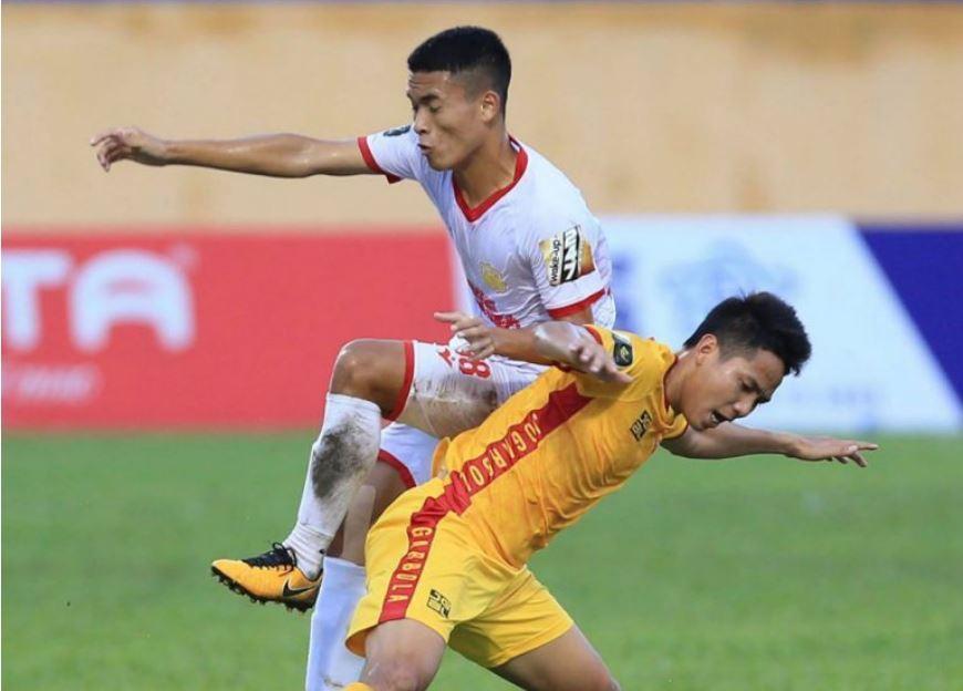 Nam Định FC,SHB Đà Nẵng,V-League