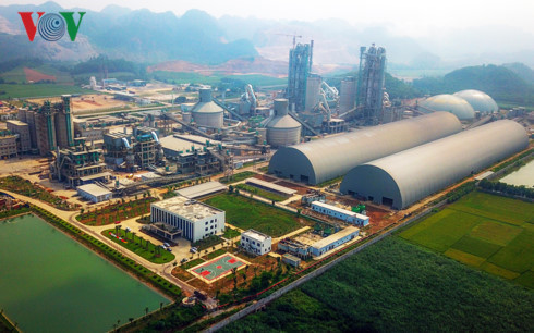 "Vietnam's cement industry needs big ""players"" for high efficiency"