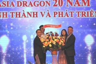 Asia Dragon Bazar's 20th anniversary marked in Czech Republic