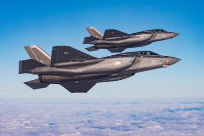 Tiết lộ sốc về vai trò của TQ trong dự án máy bay F-35