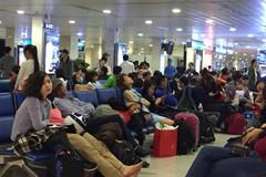 Chuyến bay bị chậm, làm sao để nhận tiền bồi thường?