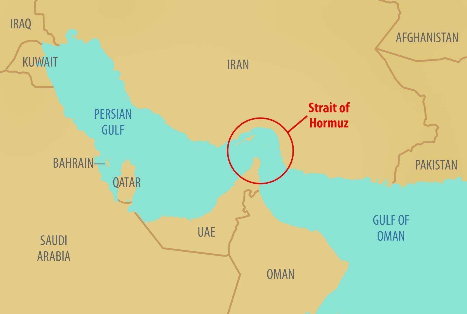 Lý do Hormuz nắm giữ huyết mạch dòng chảy dầu mỏ