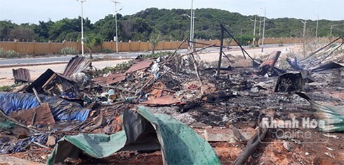 Nổ lớn tại Khánh Hòa, 10 người thương vong