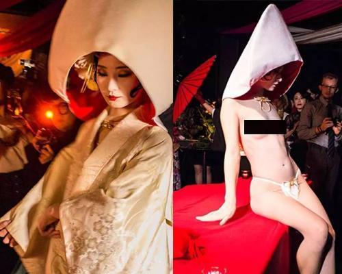 Nghề mẫu nude bàn tiệc: Trinh nữ trở thành mục tiêu xâm hại tình dục