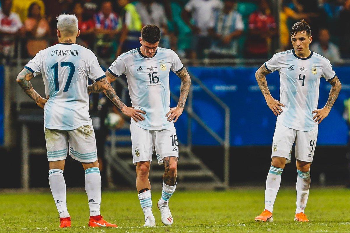 Argentina thua thảm, Messi ở tận cùng nỗi cô đơn