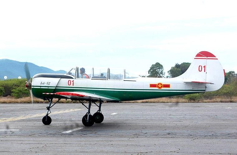 Tìm hiểu về máy bay huấn luyện Yak-52 gặp nạn ở Khánh Hòa