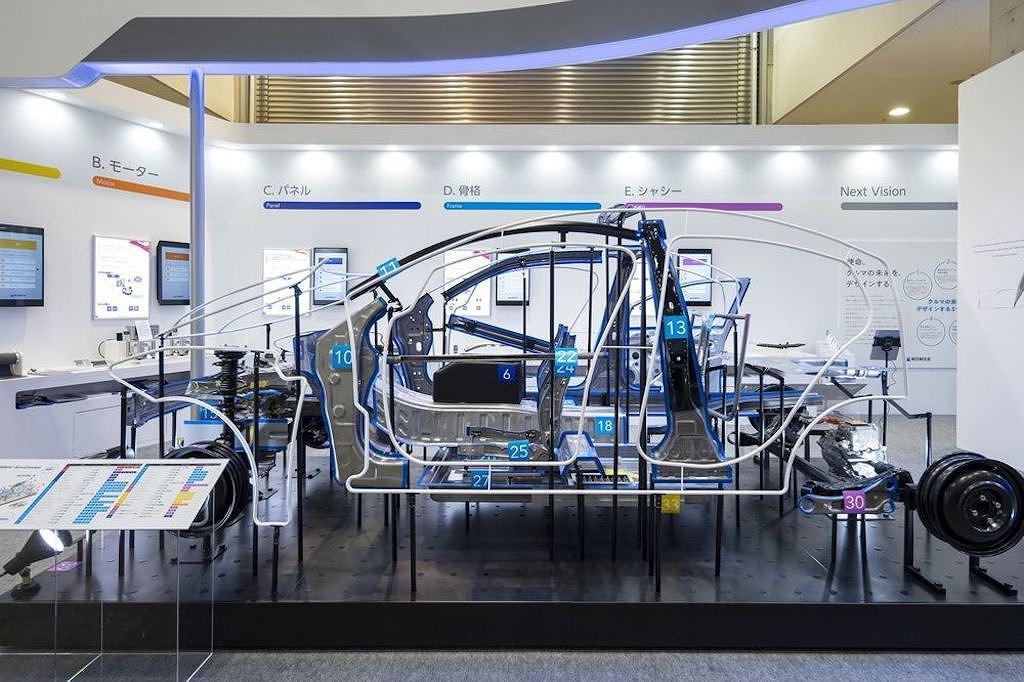 sản xuất xe điện,Việt nam,công nghệ thép,xe điện
