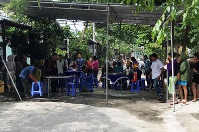 Bé 3 tuổi bị ô tô đưa đón cuốn vào bánh sau, tử vong ở Đà Nẵng