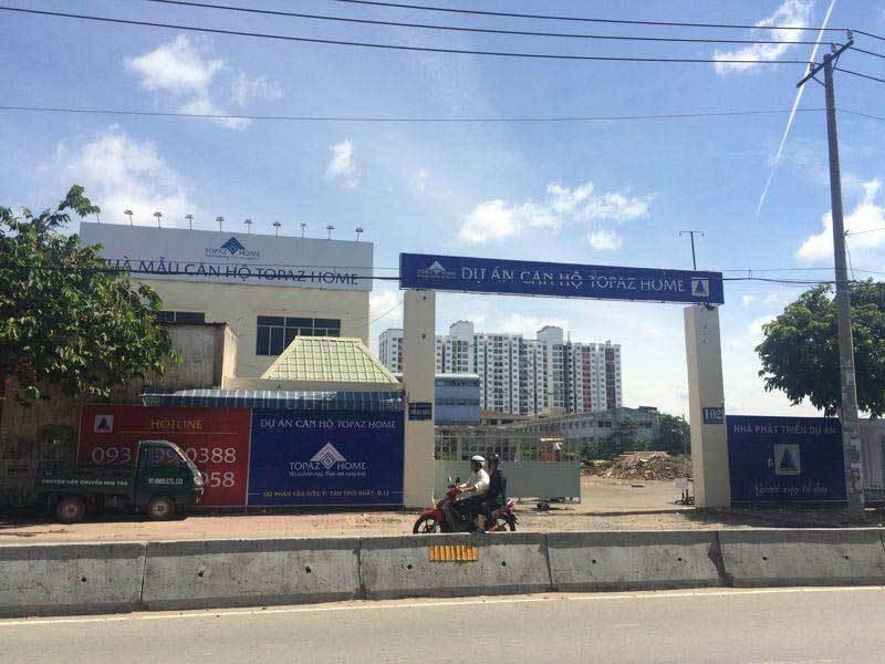 Chung cư,Nhà cao tầng,UBND TP HCM,Xử phạt hành chính