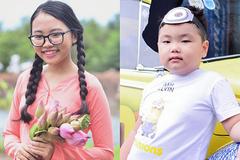 Con trai Xuân Bắc, Phương Mỹ Chi tham gia cơn sốt 'Độ ta không độ nàng'