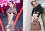 Hương Giang dịu dàng với váy bèo, Tóc Tiên sành điệu diện 'quần của bố'