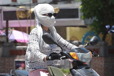 Dự báo thời tiết 17/6, chỉ số UV gây nguy hại rất cao với cơ thể
