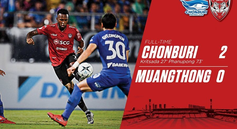 Muangthong United,Thai League,Đặng Văn Lâm