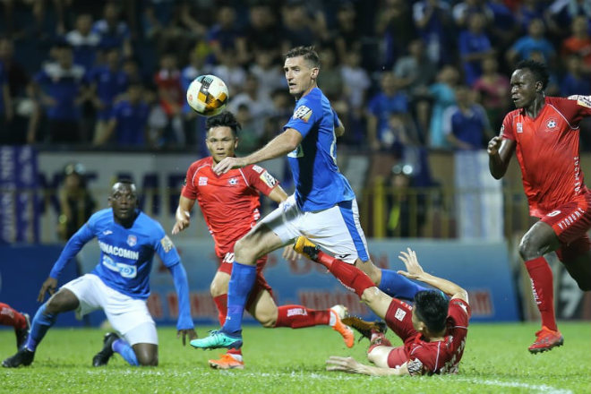 Than Quảng Ninh,Hải Phòng FC,V-League