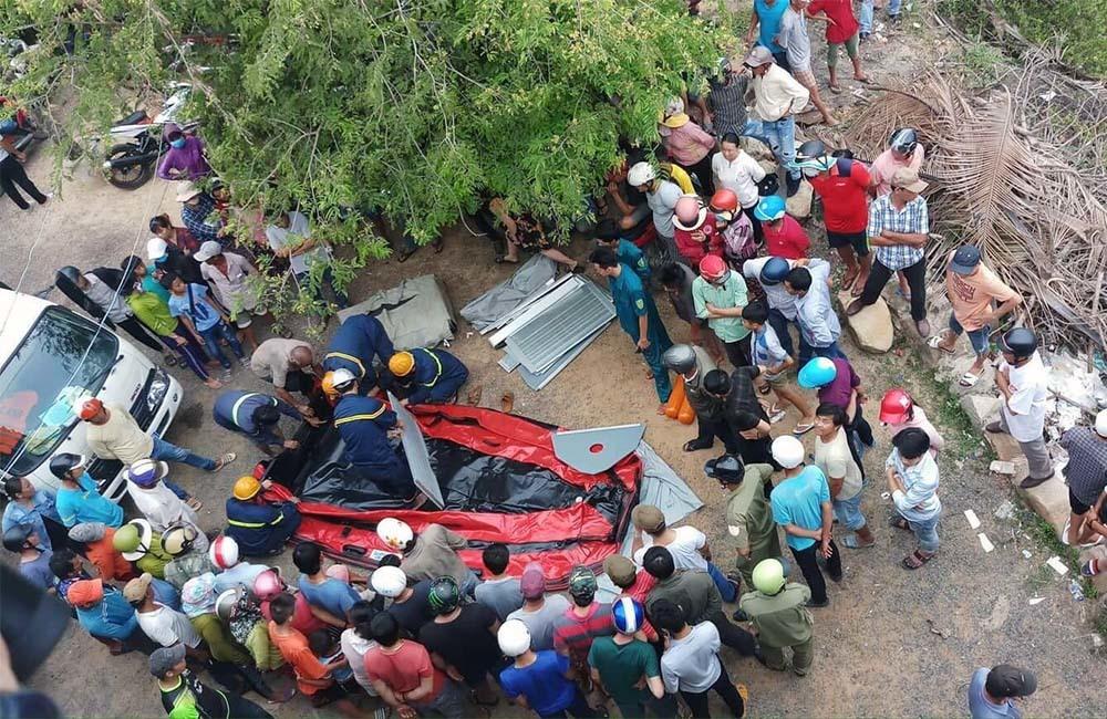 tự tử,nhảy cầu,Bình Thuận