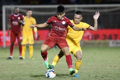 Vòng 13 V-League: TPHCM vô địch lượt đi, HAGL thua đau