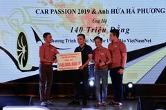 Đoàn siêu xe Car Passion trao quà từ thiện xây Ngôi nhà mơ ước