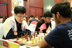 Quang Liem victory enough to secure Asian Chess Championship title