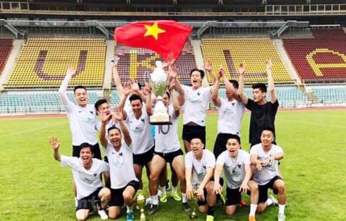 FC Sapa Praha,Vietnamese community in the Czech Republic,Sports news,Vietnam sports,vietnamnet bridge,english news