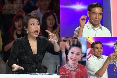 Việt Hương bất ngờ khi gặp lại bạn cũ trong 'Người bí ẩn'