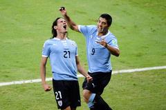 Suarez và Cavani rực sáng, Uruguay đại thắng ở Copa America