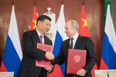 Mối quan hệ giữa hai ông Putin-Tập