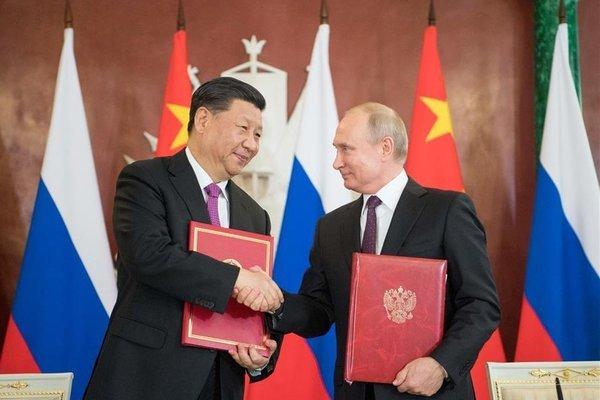 Tổng thống Putin,Tập Cận Bình,Nga,Trung Quốc,tương lai