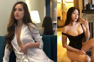 Mai Phương Thúy, vợ Khắc Việt mặc hững hờ tôn vòng 1 gần 100cm