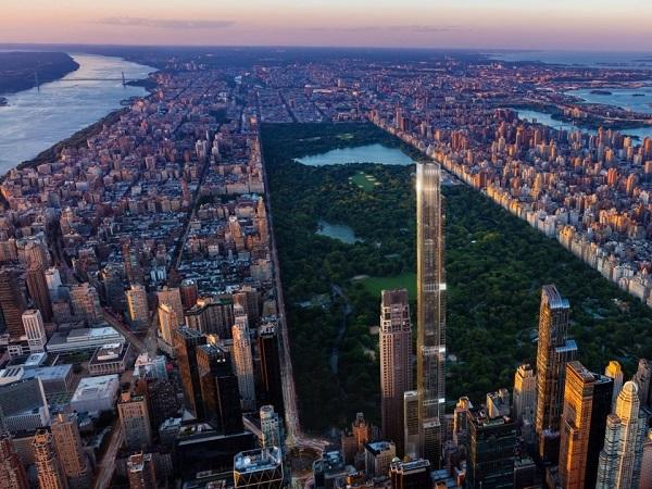 Căn hộ view công viên treo giá hàng chục triệu USD