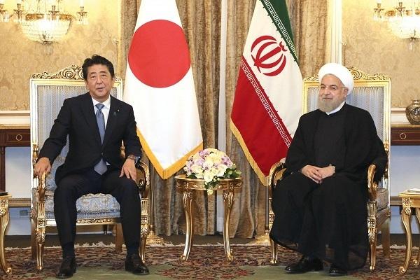 Mỹ,Iran,Nhật Bản,căng thẳng Trung Đông
