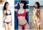 Mỹ nhân Nhật chuộng mặc bikini nhỏ xíu chụp sách ảnh
