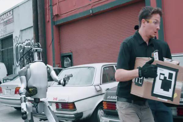 Những hình ảnh đáng sợ về viễn cảnh robot nổi loạn