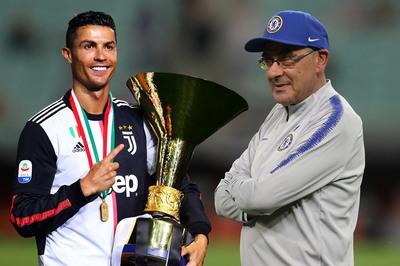 Juventus bổ nhiệm Sarri, bệ phóng mới cho Ronaldo